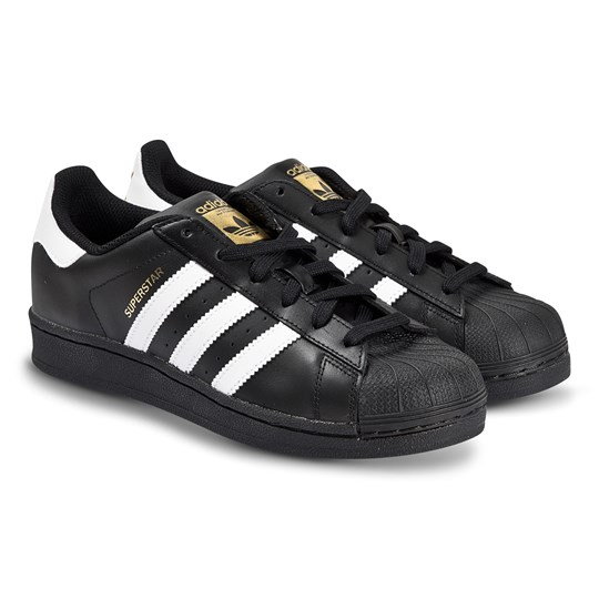 adidas Originals Superstar Joggesko Svart Black