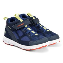 439bc113a6f Viking Vinderen Mid Gore Tex Navy Lime Navy/Lime
