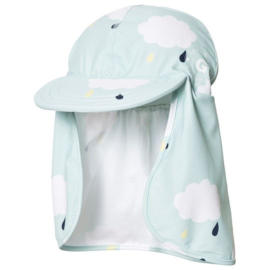 Geggamoja Cloud UV Hat Green Green