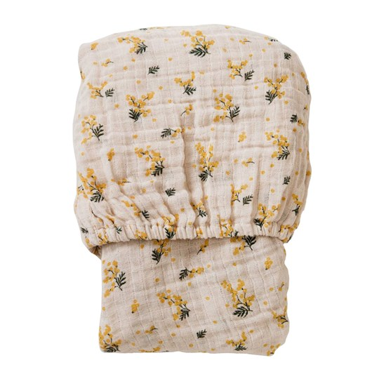 garbo&friends Junior Fitted Sheet Mimosa Multi