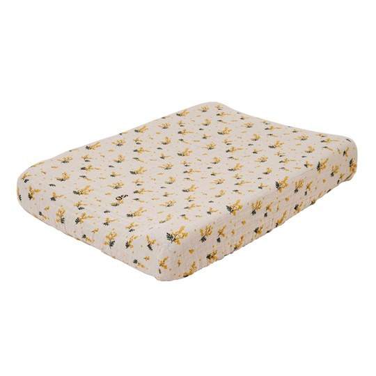 garbo&friends Muslin Changing Pad Cover Mimosa Multi