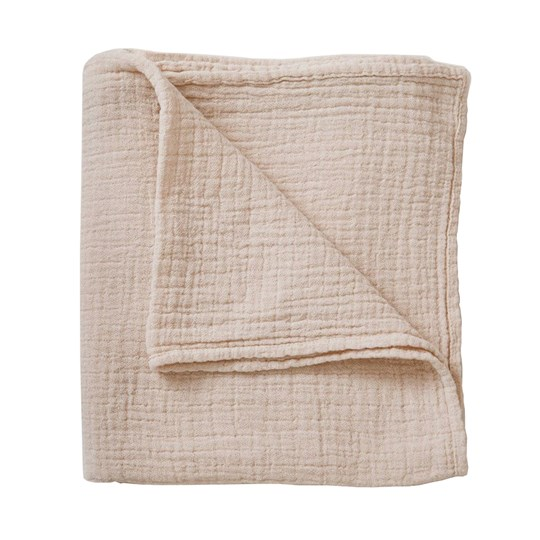 garbo&friends Swaddle Blanket Eggshell Light Beige
