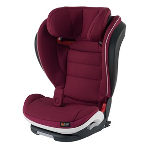 Bilde av Be Safe Izi Flex Fix Booster Burgundy Mèlange One Size