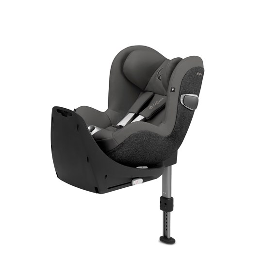 Cybex Sirona Z i-Size Car Seat with Base Z Manhattan Grey Manhattan Grey