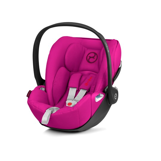 Cybex Cloud Z i-Size Babyskydd Passion Pink Passion Pink