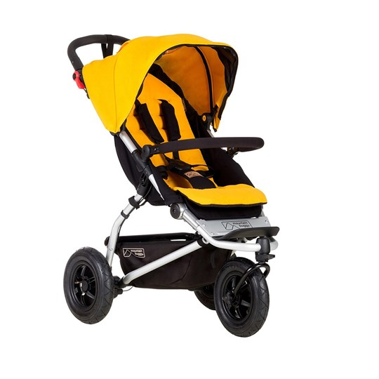 Mountain Buggy Sittvagn, Swift 3.0, Gold Gold