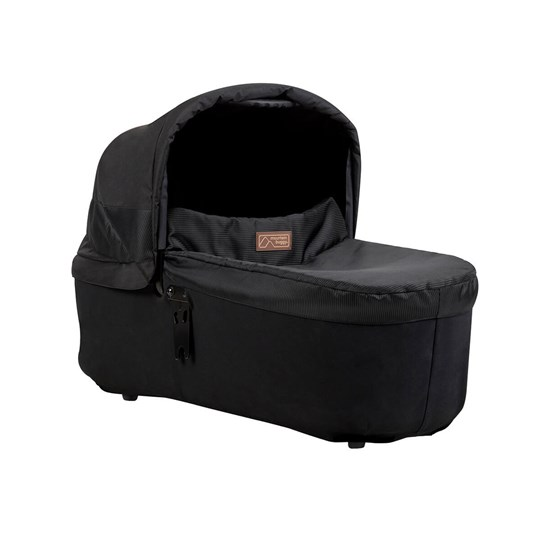 Mountain Buggy Carrycot Plus Urban Jungel/Terrain Onyx Onyx