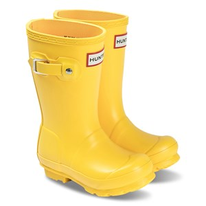 Image of Hunter Original Kids Yellow 29 (UK 11) (116855)
