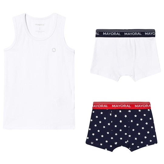 Mayoral Pack of 2 Boxers and Vest Set 67