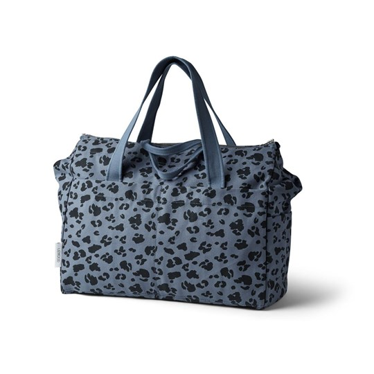 Liewood Melvin Changing Bag Leo/Blue Wave Blue
