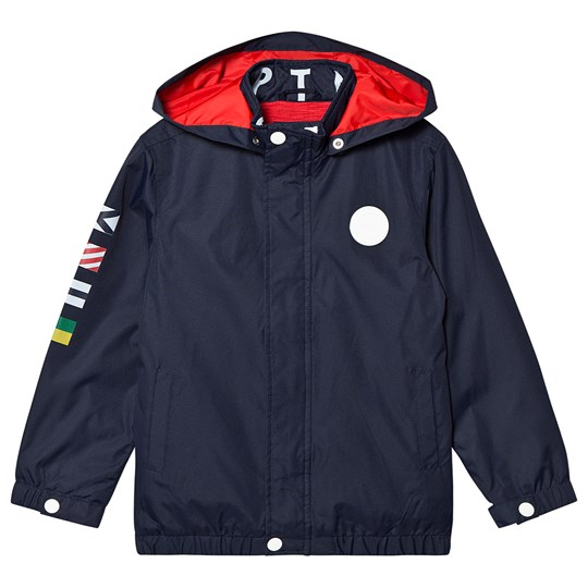 Mayoral Nautical Windbreaker with Detachable Hood 15