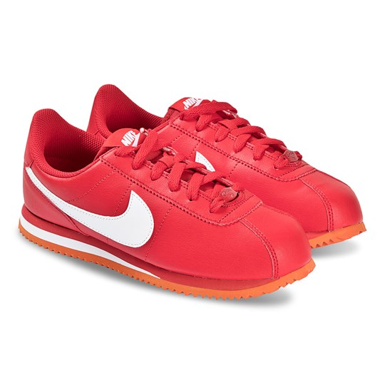 NIKE Red Nike Cortez Basic Trainers 601