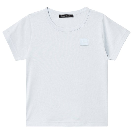Acne Studios Nash T-shirt Ice Blue Pink