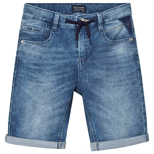 Mayoral Blue Mid Wash Denim Shorts 41