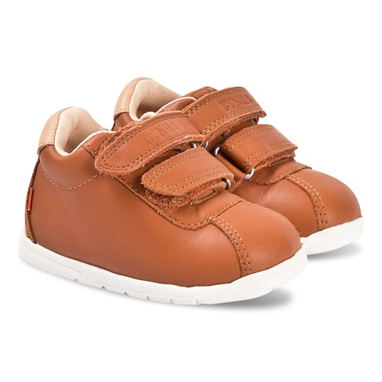 By Nils Mora Pre-Walker Shoes Cognac