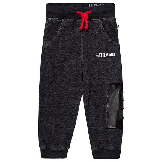 The BRAND Pants Black Denim Wash Black