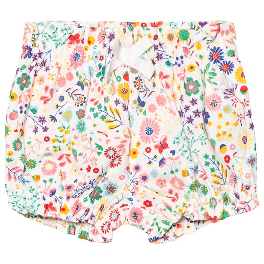 Gap Printed Shorts Ivory Frost Floral IVORY FROST FLORAL