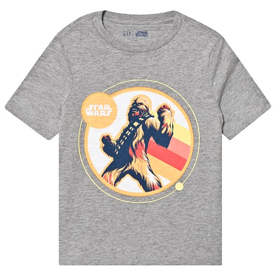 Gap T-Shirt Grå B20 GREY HEATHER