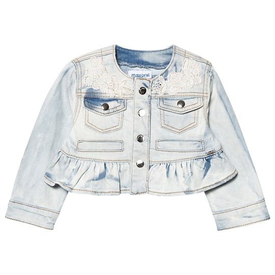 Mayoral Baby Denim Jacka Bleached 61