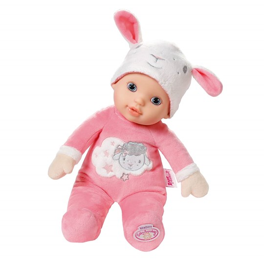 Baby Annabell Doll with Rattle