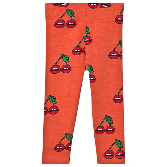 One Day Parade Cherry Leggings Red CHERRY AOP