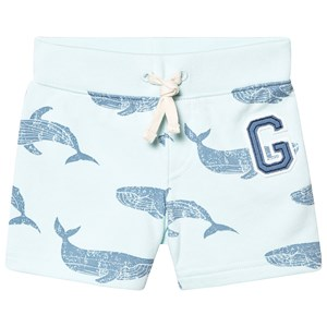 Image of GAP Garch Shorts Misty Aqua 3-6 mdr (1354485)