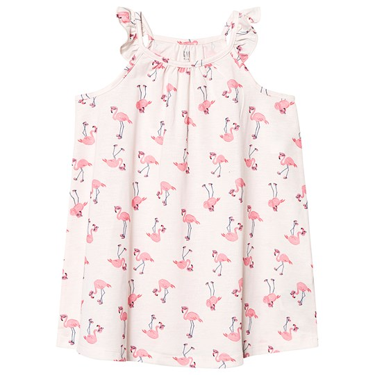 GAP Flamingo Bird Nightgown Barely Pink Barely Pink
