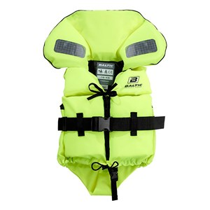Bilde av Baltic Life Vest Split Front Uv Yellow 15-30 Kg