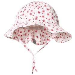 MP Fiona Sun Hat White