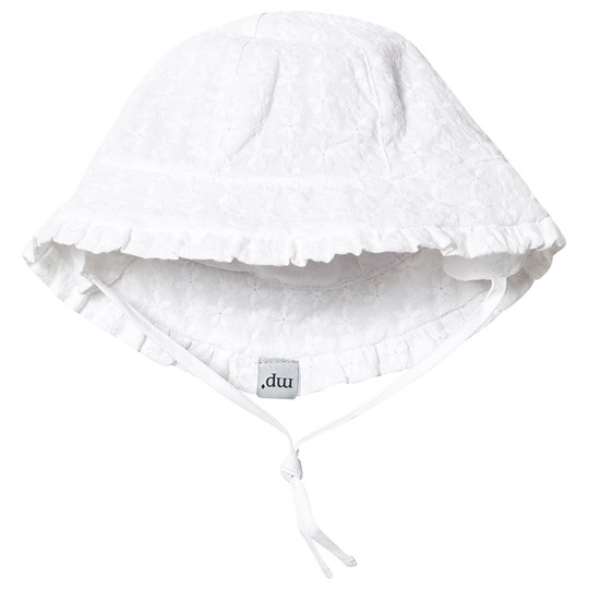 MP Flora Bell Hat White White