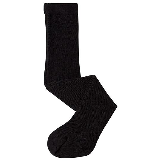 MP Wool Mix Tights Black Black
