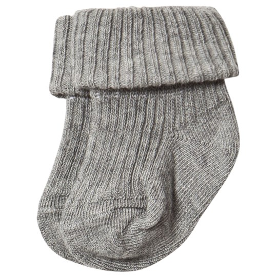 MP Baby Ankle Socks Grey Marled Grey Marled