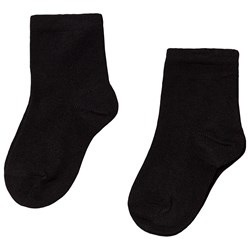 MP 2-Pack Ankle Socks Black