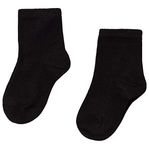 Image of MP 2-Pack Ankle Socks Black 4 (25/28) (1393594)