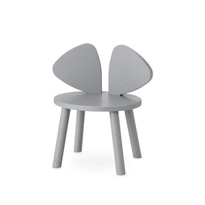 Image of Nofred Mouse Chair Grey One Size (1397209)
