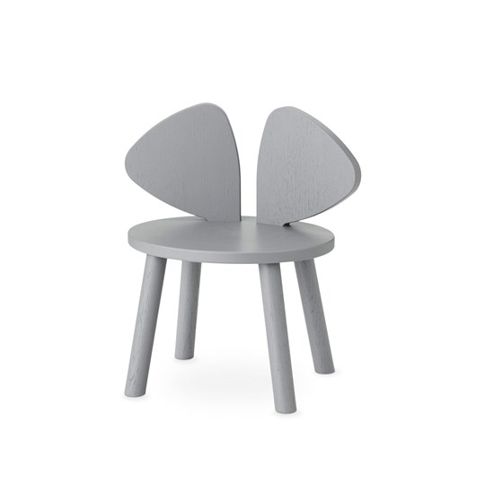 Nofred Mouse Chair Grey Sort