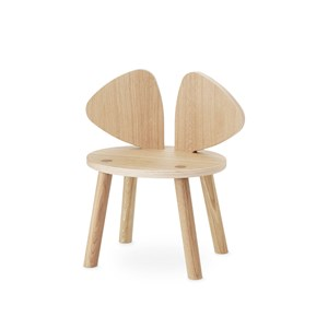 Image of Nofred Mouse Chair Oak One Size (1397211)