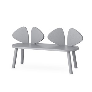 Image of Nofred Mouse Bench Grey One Size (1397216)