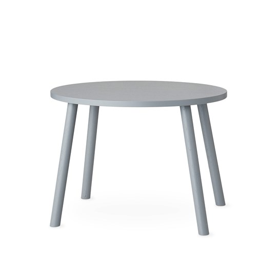 Nofred Mouse Table Grey Black