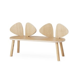 Image of Nofred Mouse Bench Oak One Size (1397217)