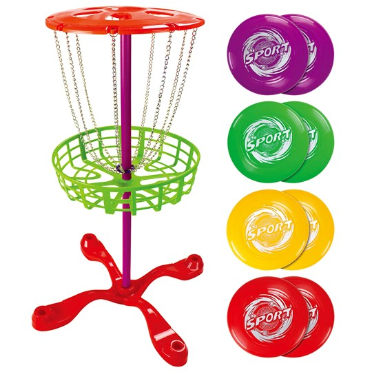 Motion Kids Frisbee Golf set