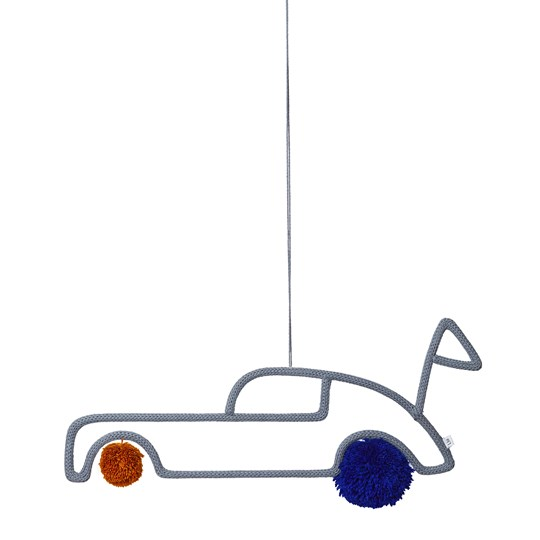 Liewood Odin mobile Car blue wave Blue