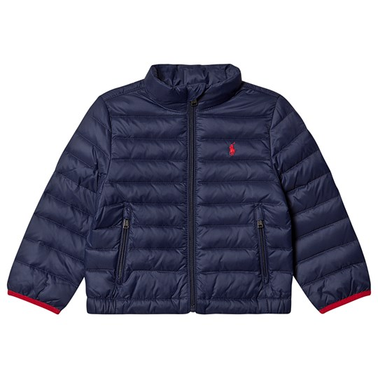 Ralph Lauren Navy Down Jacket 001