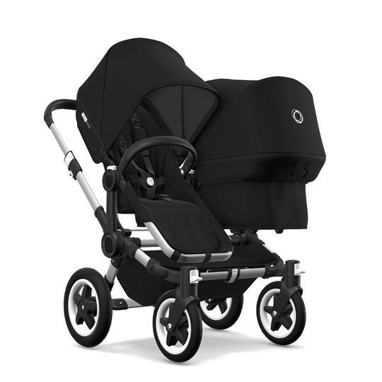 Bugaboo Donkey² Duo Stroller Styled by You Black Black