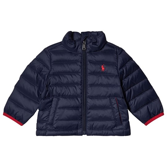Ralph Lauren Packable Jacket Navy 001