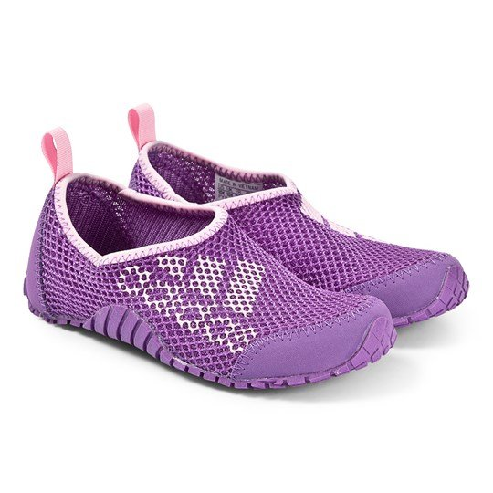 adidas Performance Purple Kurobe Slip On Shoe active purple/active purple/true pink