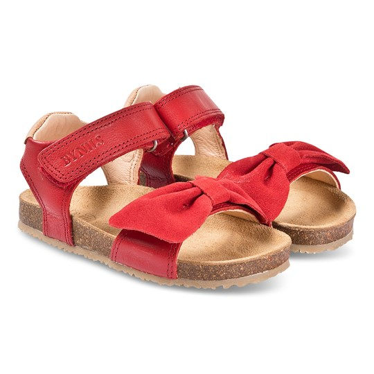 By Nils Ullvi Sandal Bow Red
