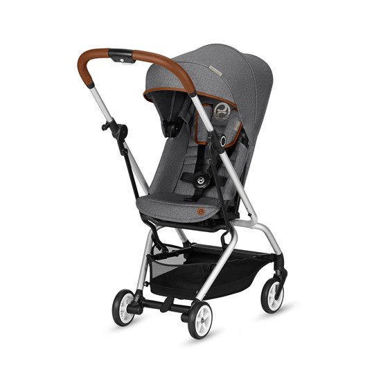 Cybex Eezy S Twist Barnvagn Victory Black Manhattan Grey