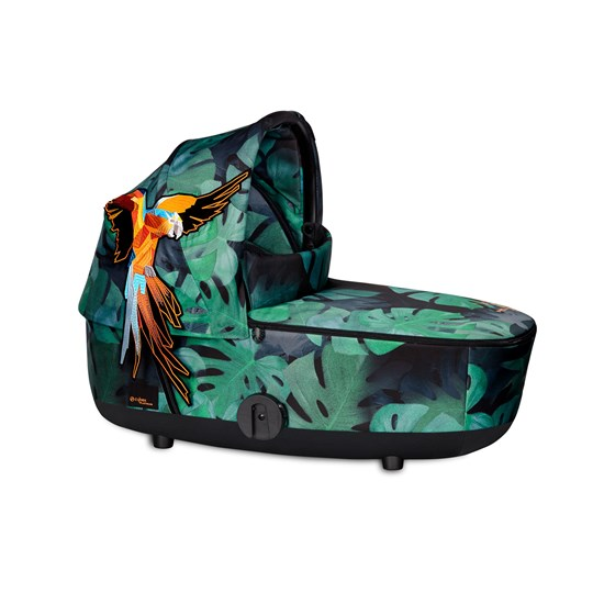Cybex Mios Lux Kantokoppa Fashion Edition Birds of Paradise Multicolor