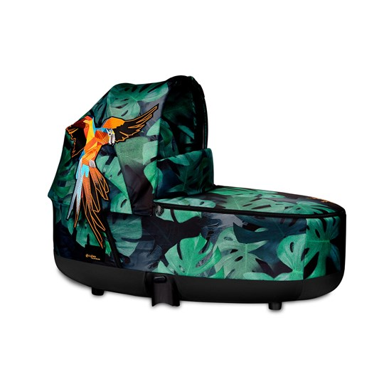 Cybex Priam Lux Kantokoppa Fashion Edition Birds of Paradise Multicolor